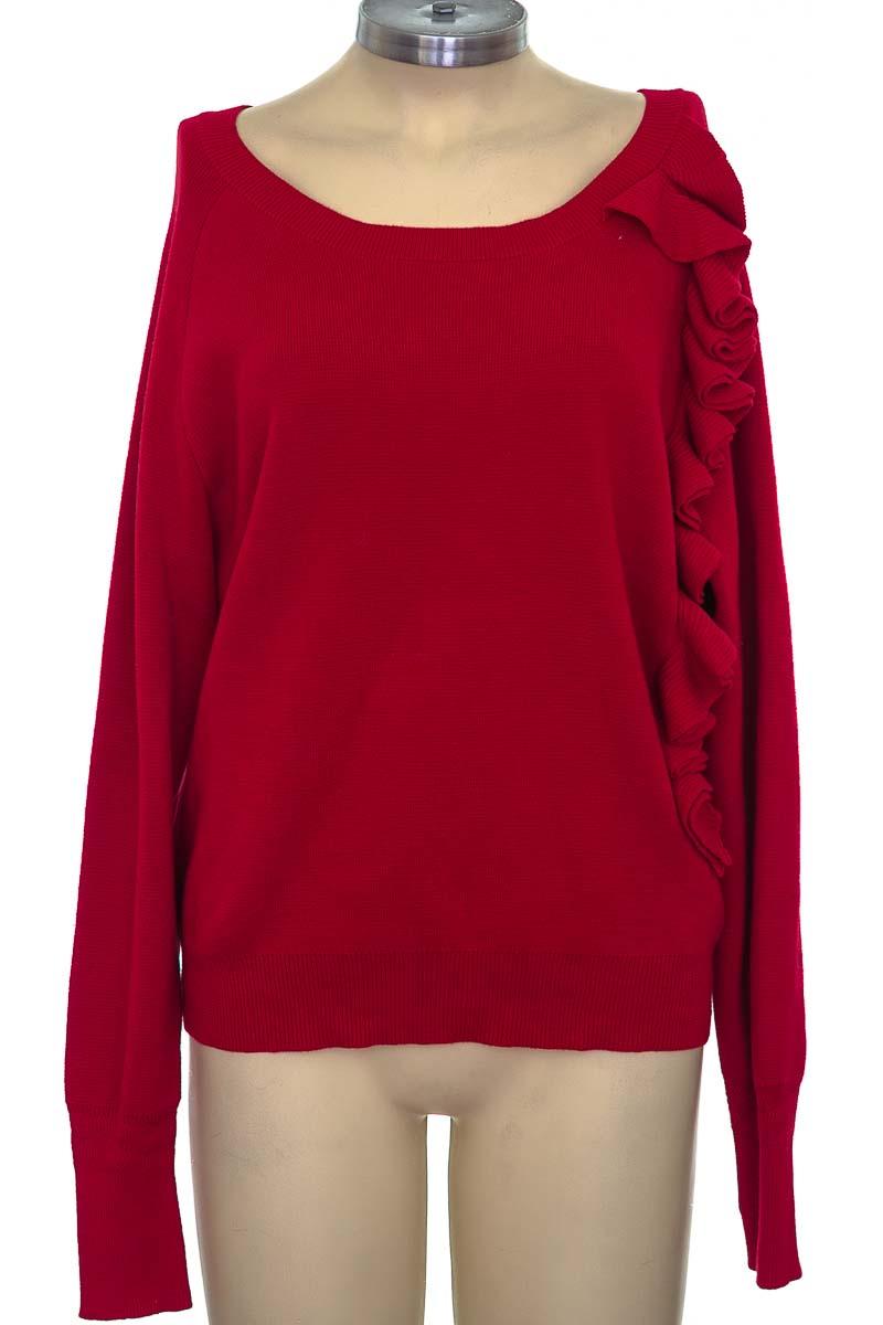 Sweater color Rojo - Arkitect