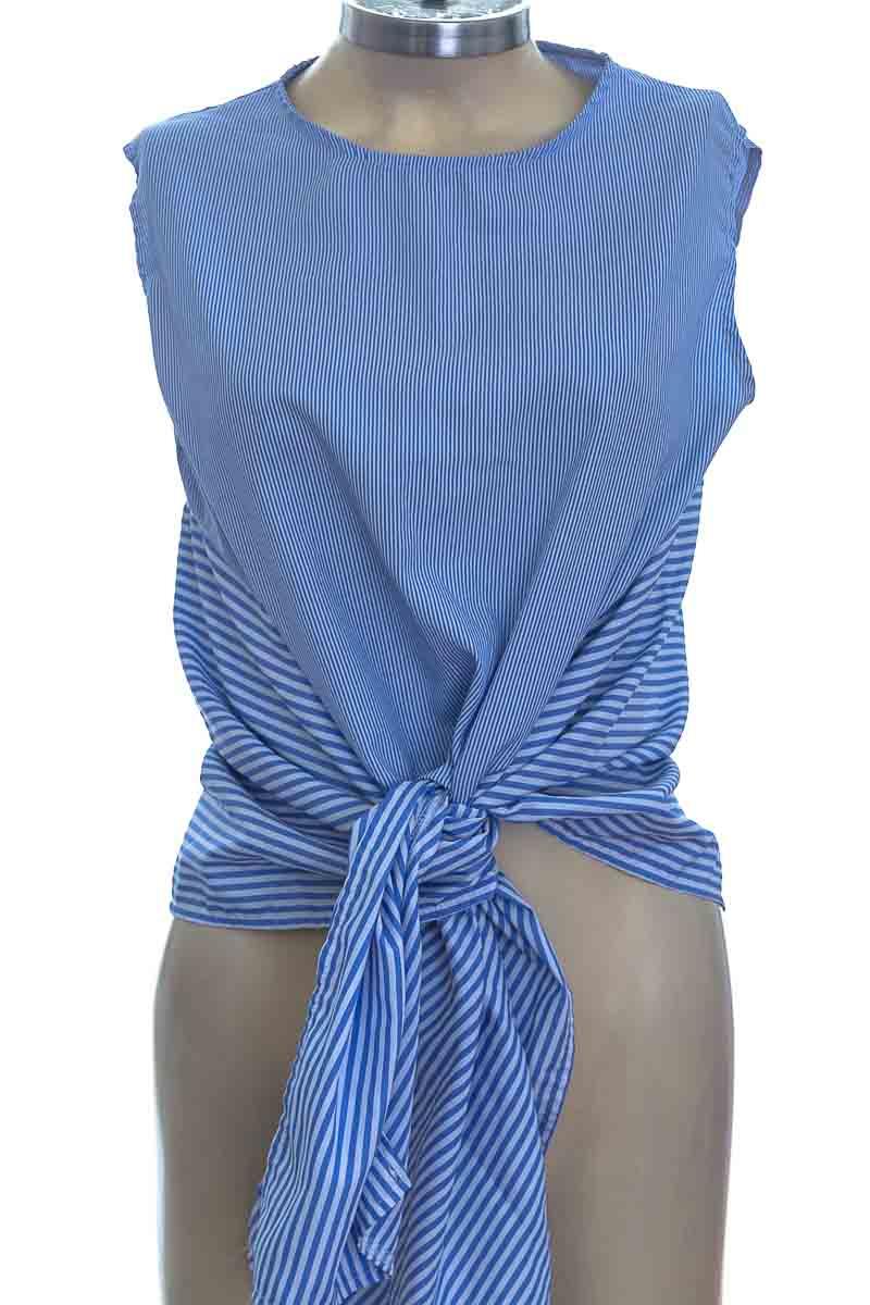 Blusa color Azul - EXTRE X-3