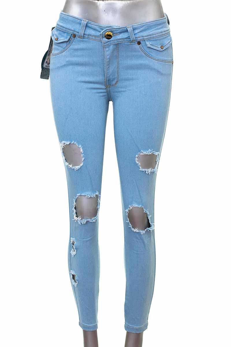 Pantalón Jeans color Azul - ZARZA