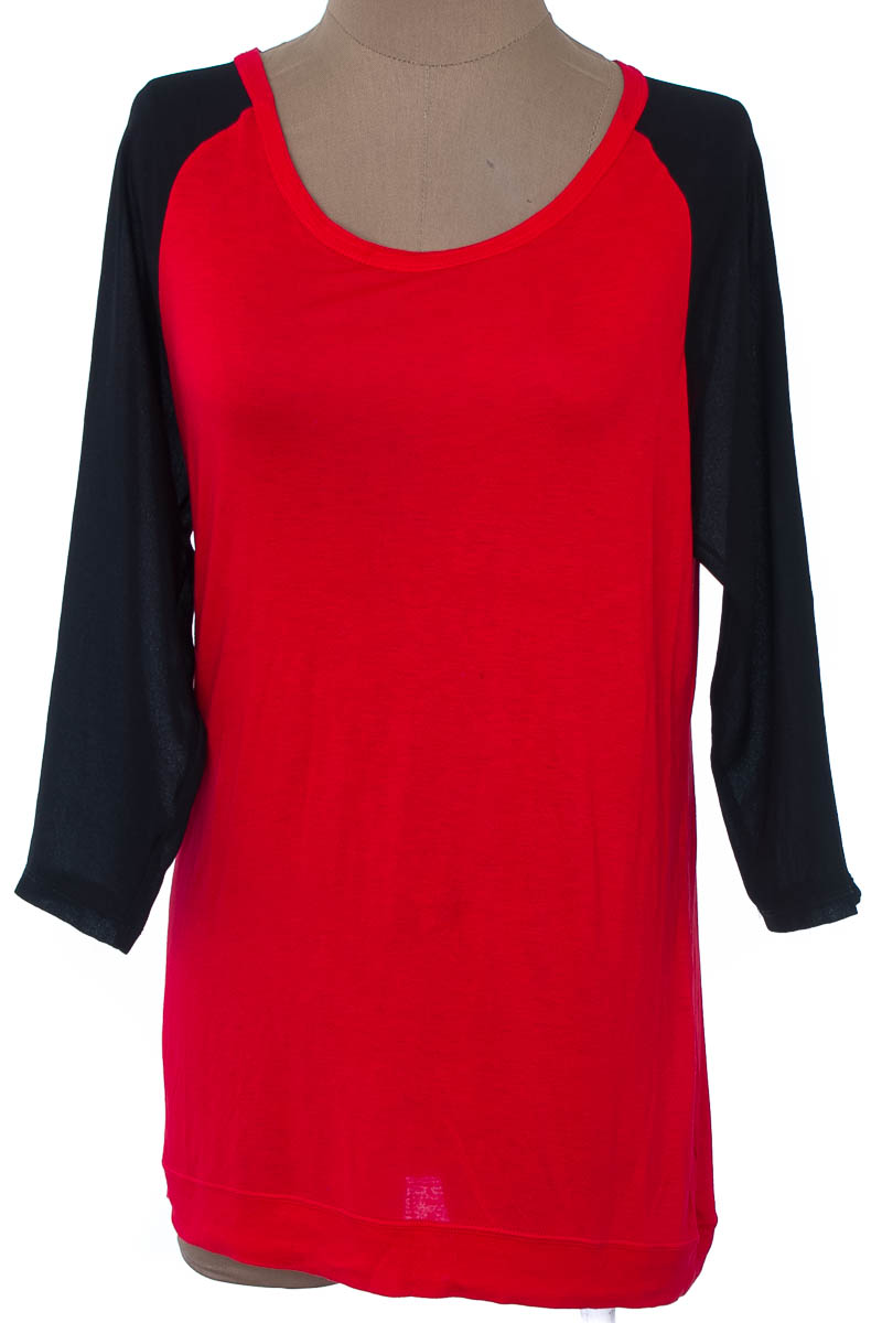 Blusa color Rojo - MNG