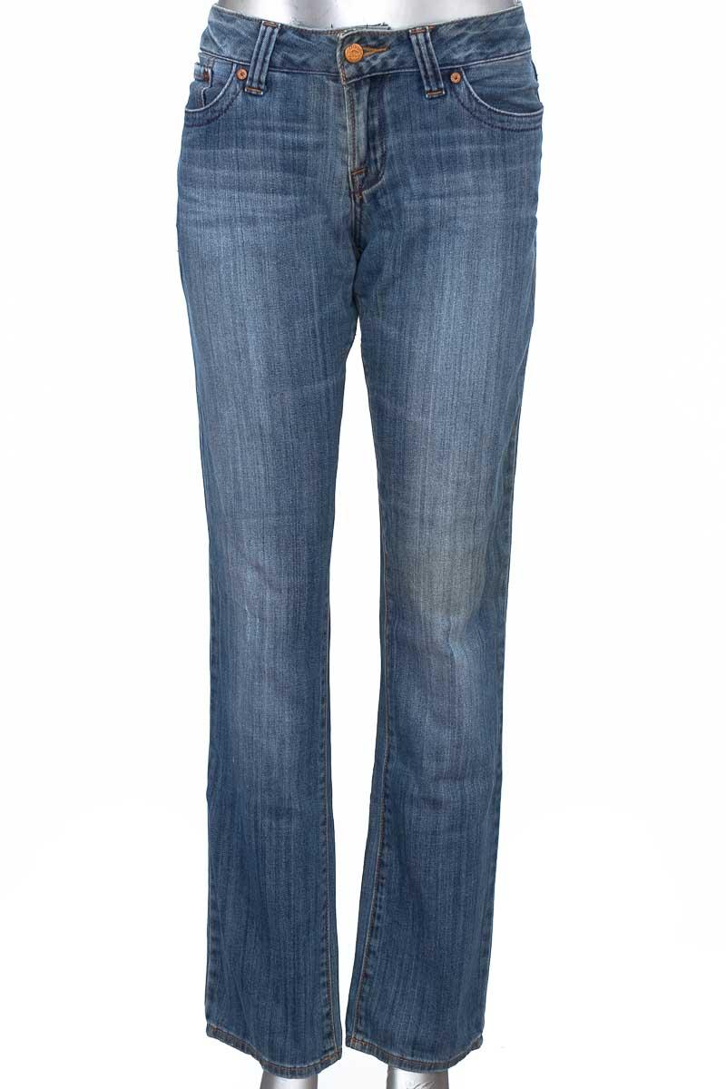 Pantalón Jeans color Azul - Lucky Brand