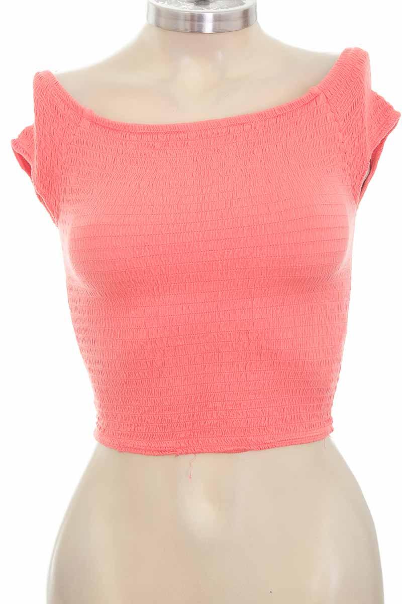 Top / Camiseta color Naranja - Guess