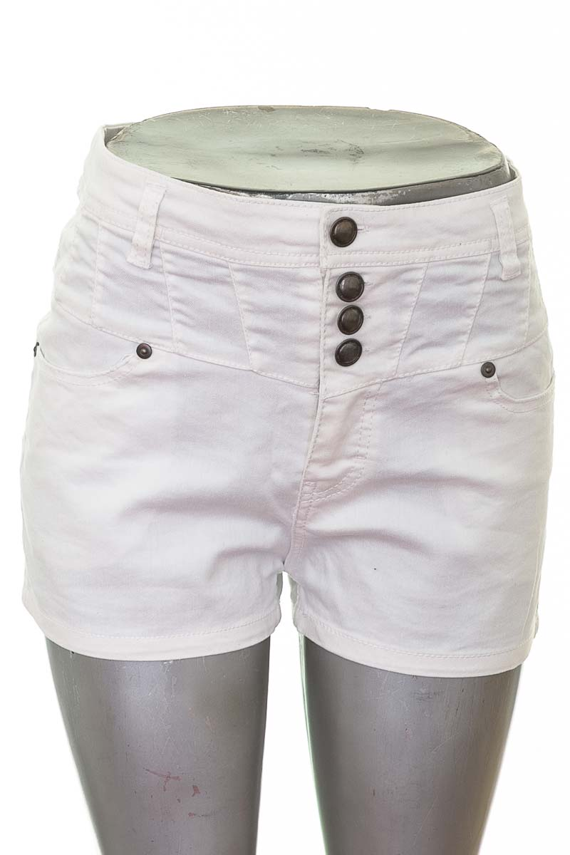 Short Casual color Blanco - Ambiance apparel