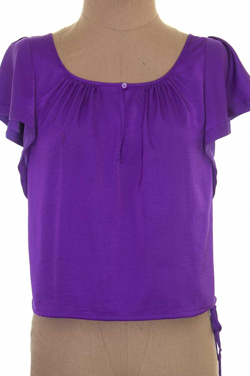 Blusa color Morado - BCBG