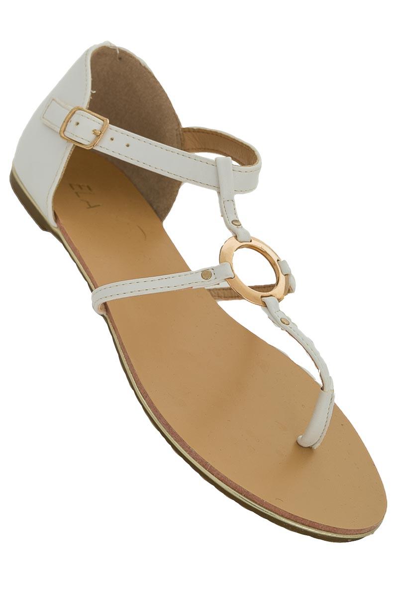 Zapatos color Blanco - ELA
